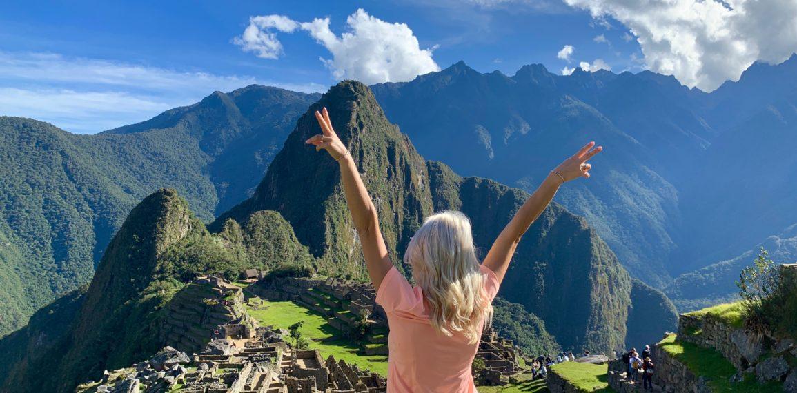 Ines Juranovic Machu Picchu